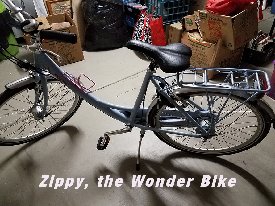 Zippy the Wonder Bike