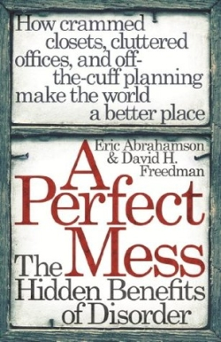 Perfect Mess book