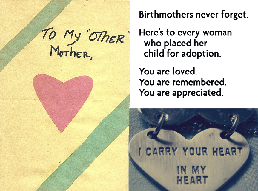 to my other mother
